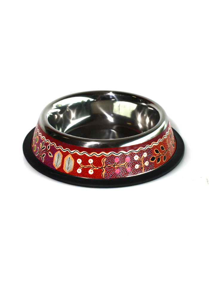 Better World Arts Stainless Steel Pet Bowl - Paddy Stewart
