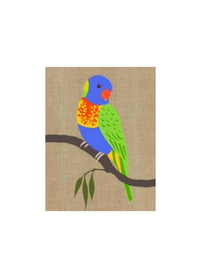 Gillian Mary - Rainbow Lorikeet