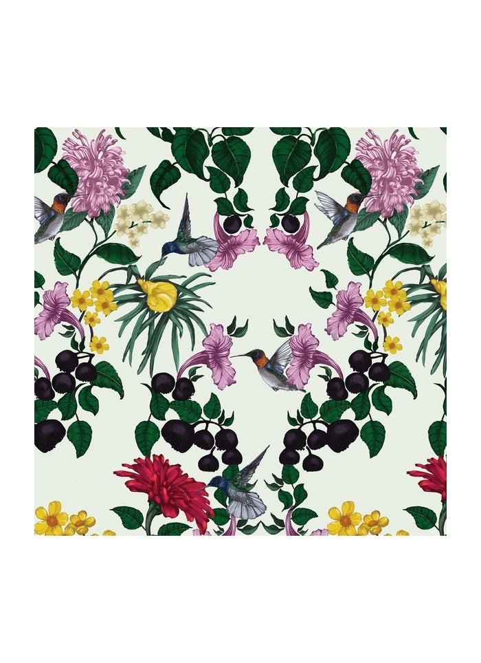 Tamara Design Co - Hummingbird Damask