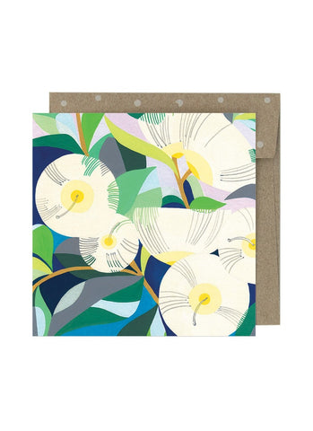 Claire Ishino small card - Lemon Scented Gum