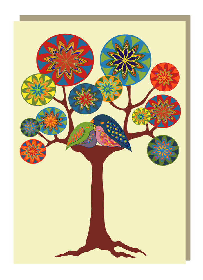 Emma Miszalski - Bird Family Tree