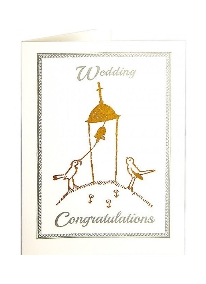 Archivist Press  - Wedding Congratulations (Letterpress)