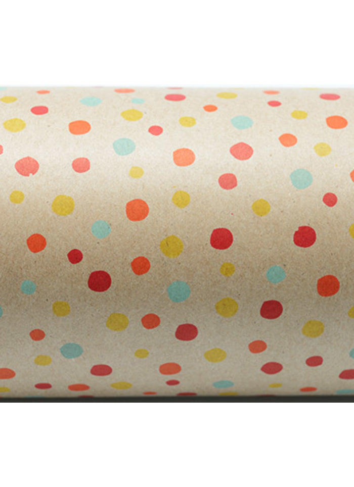 Wrapping Paper Roll - Confetti