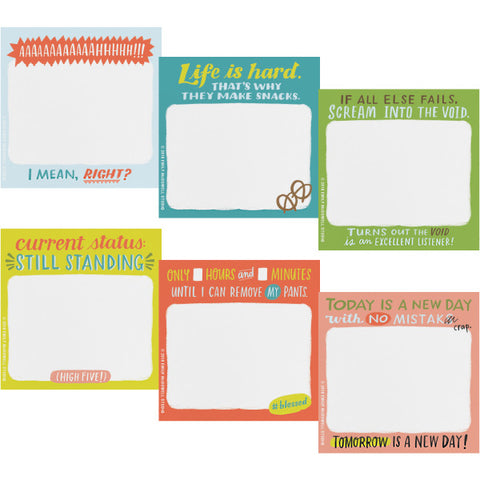 Daily Struggle Sticky Note Pack