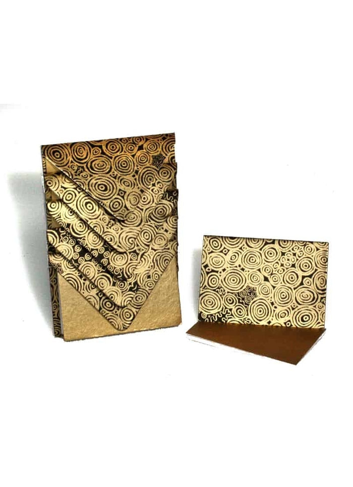 Better World Arts Handmade Envelope & Gift Card Pack - Nelly Patterson