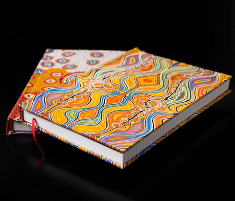Hardcover Journal - Ruth Stewart