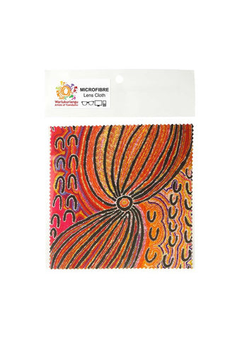 Microfibre Lens Cloth Aboriginal Designs # 2 - Liddy Walker