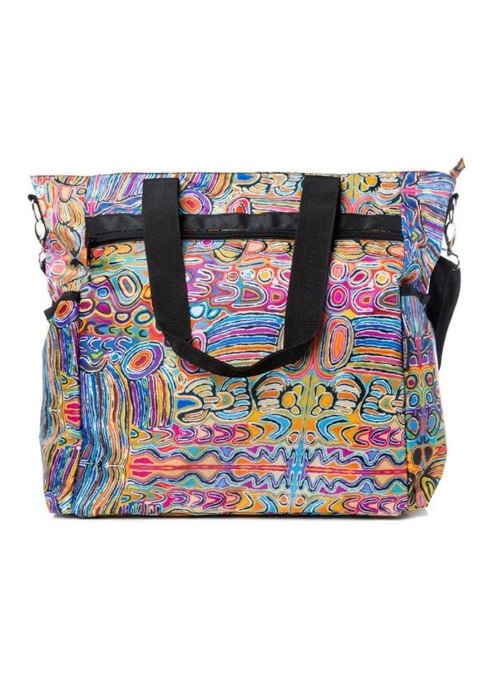 Large Travel Bag - Judy Watson