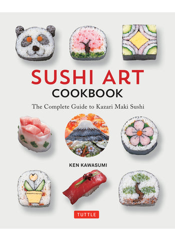 Sushi Art Cookbook (book)