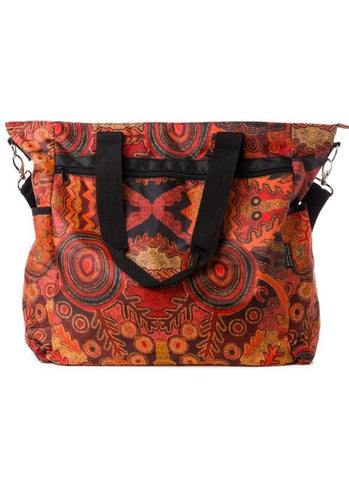 Large Travel Bag - Theo Hudson