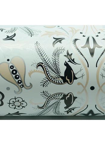 Wrapping Paper Roll - Lyrebird
