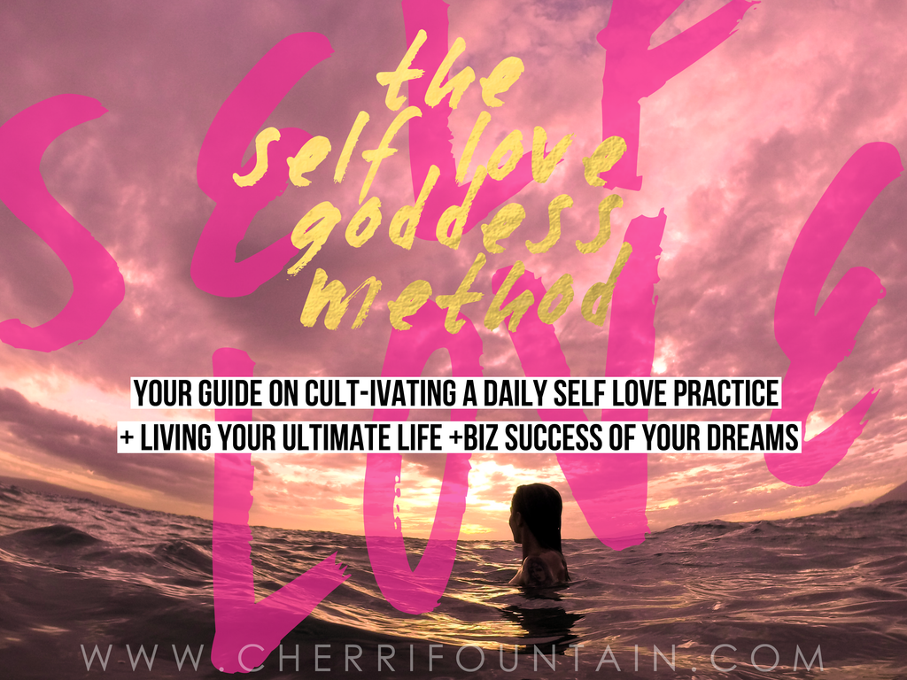 The Self-Love Goddess Method