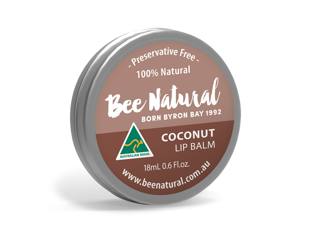 Coconut LIP BALM 18mL