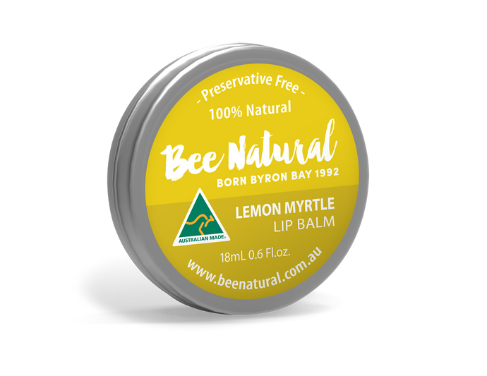 Lemon Myrtle LIP BALM 18mL