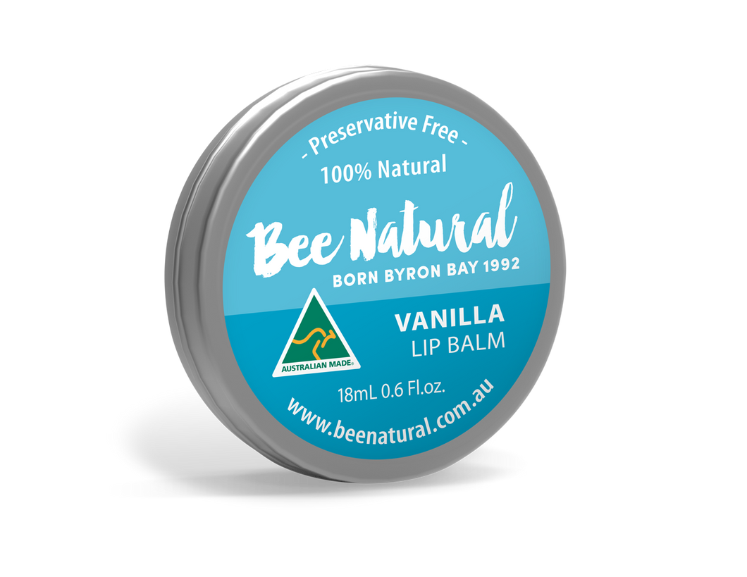 Vanilla LIP BALM 18mL