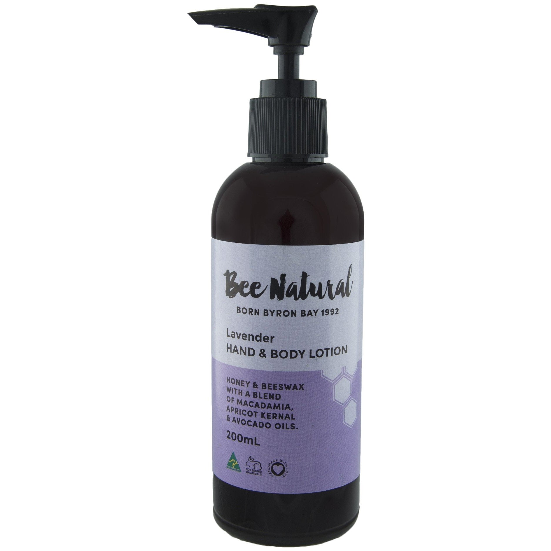 Lavender HAND & BODY LOTION 200mL