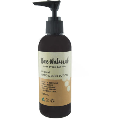 Original HAND & BODY LOTION 200mL