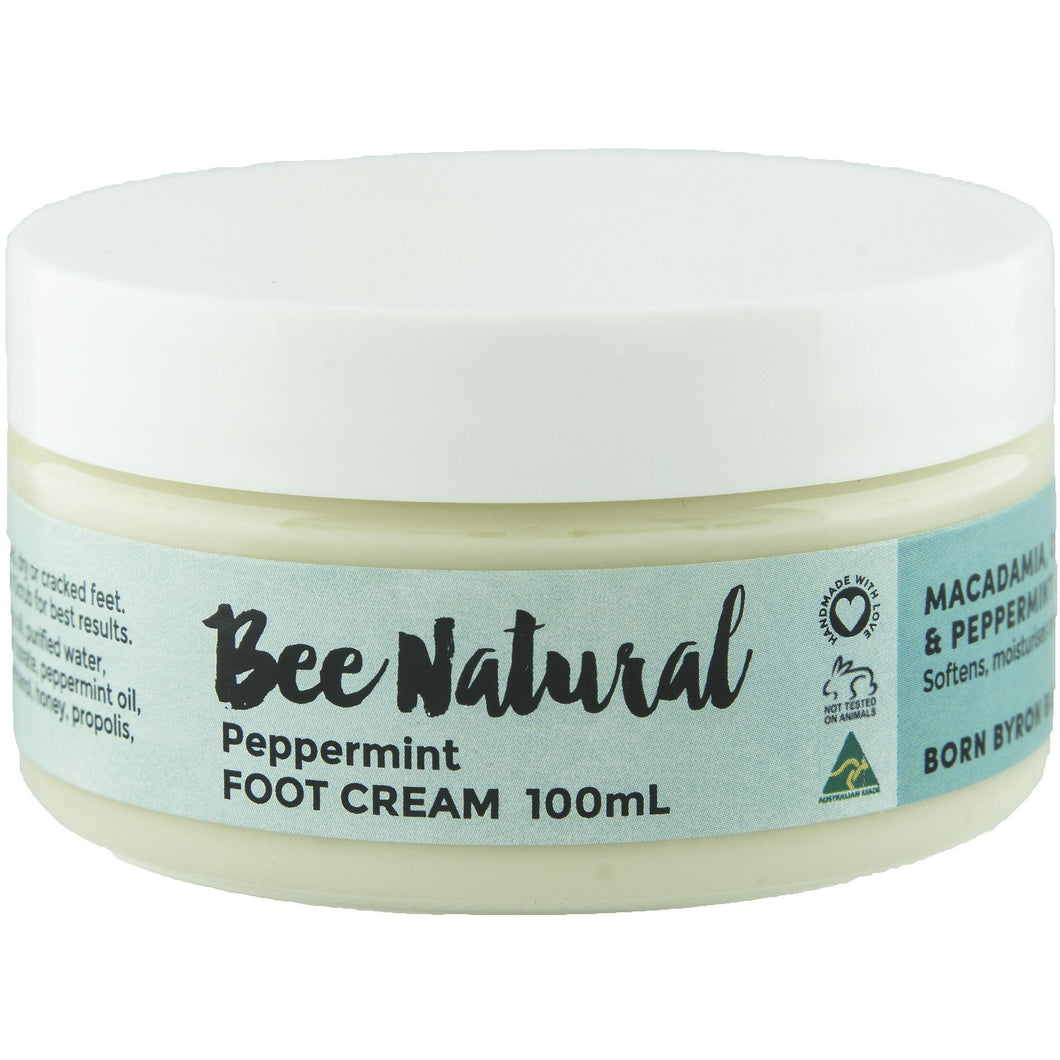 Peppermint FOOT CREAM 100mL