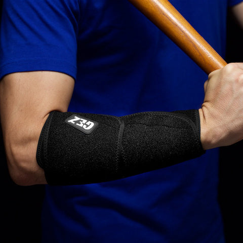 Gez Gear Forearm Sleeve + Heat / Ice Gel Pack Combo