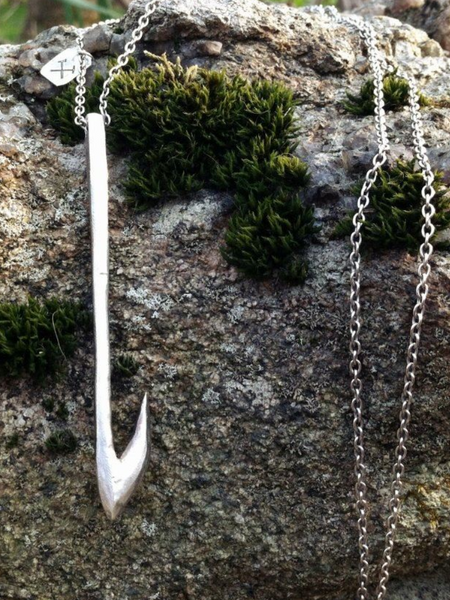Harpoon I Necklace