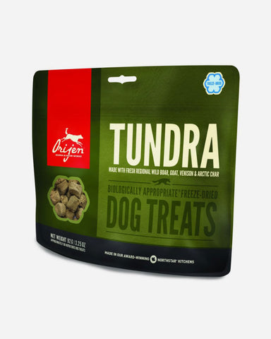 Orijen Frysetørret Treats - Tundra