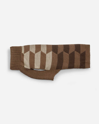 Lorenzo Dog Sweater (Brown) fra MiaCara