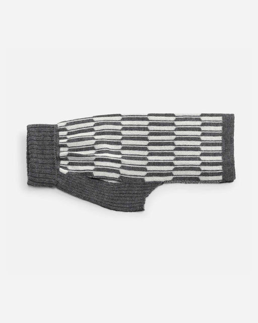 Giulia Dog Sweater (Grey) fra MiaCara - Petlux