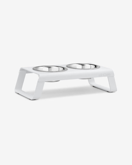 DESCO - dog feeder fra MiaCara - Hvid / Small - Petlux