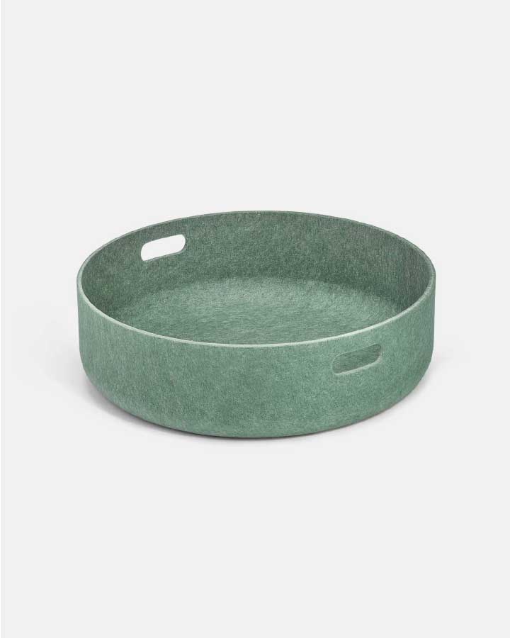 Image of   Cesto - Toy basket - Dusty Green
