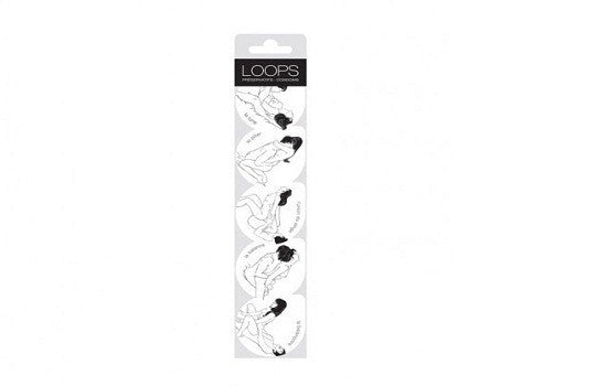 Loops Kamasutra - loveunderdesign  - 1