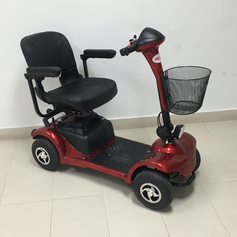 Used Mobility Scooters For Sale >> Brand New Akame 4 Wheel Mobility Scooter 999