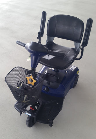 Rarely Used Bobcat 3-Wheel Mobility Scooter for Sale