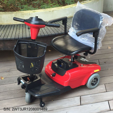 Refurbished Bobcat 3-Wheel Mobility Scooter - $600