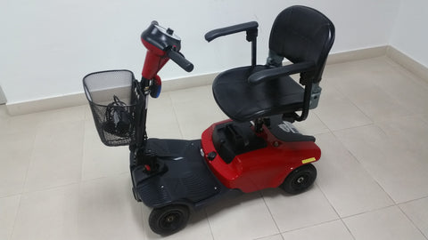 Refurbished Bobcat 4-Wheel Mobility Scooter for Sale