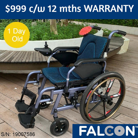 Brand NEW JRWD503 Electric Wheelchair