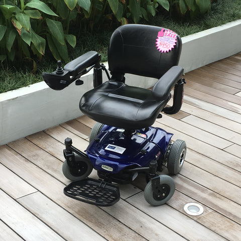 Refurbished Cobalt Motorised Wheelchair - $950