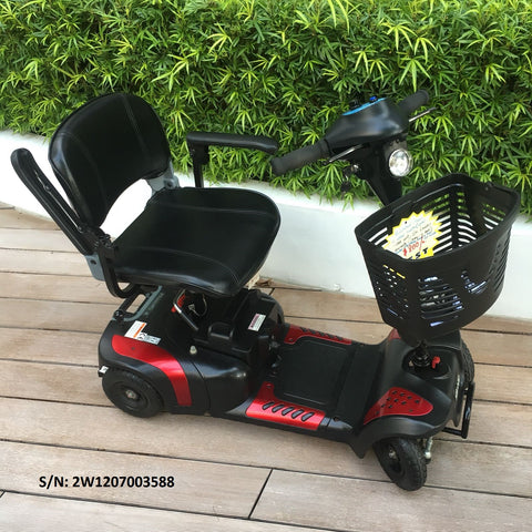 Pre-Owned Phoenix 4-Wheel Mobility Scooter - $800