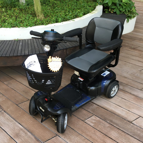 Pre-Owned Phoenix HD 4-Wheel Mobility Scooter - $1200