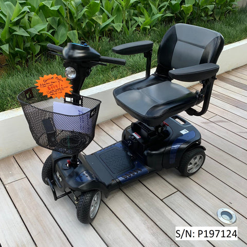2nd Hand Phoenix HD 4-Wheel Mobility Scooter - $999