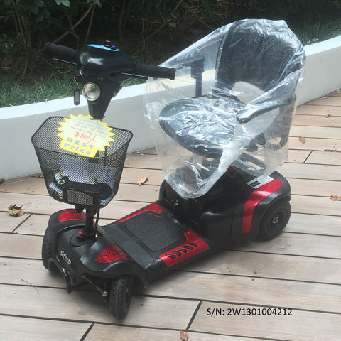 Pre-Loved Phoenix 4-wheel mobility scooter