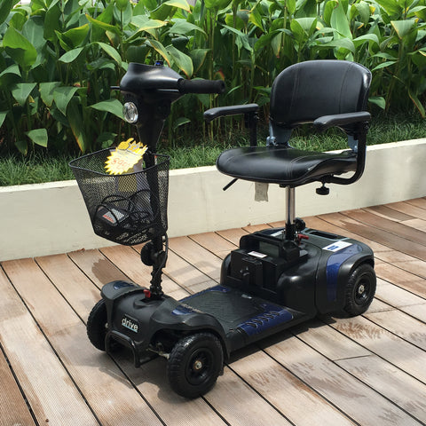 Refurbished Phoenix 4-Wheel Mobility Scooter (BLUE) for Sale