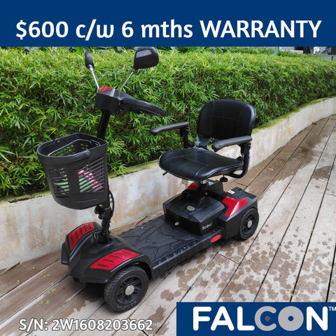 Pre-Loved Scout 4-Wheel Mobility Scooter