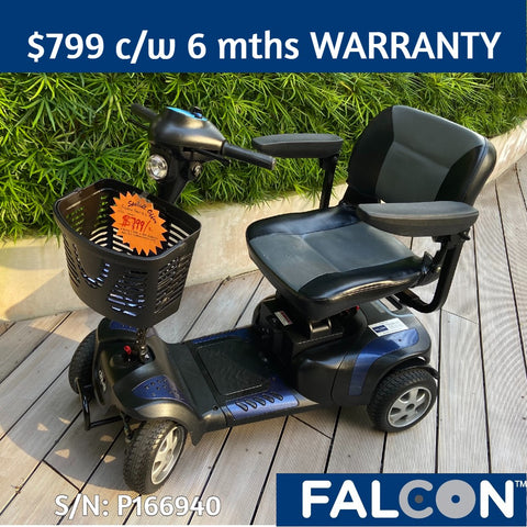 Pre-Owned Phoenix HD 4-Wheel Mobility Scooter