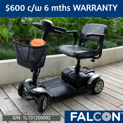 Pre-Owned Spitfire 4-Wheel Mobility Scooter