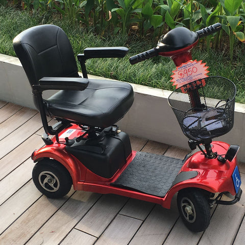 Pre-Owned Akame 4-Wheel Mobility Scooter - $750