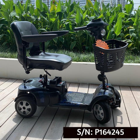 Pre-Loved Phoenix HD 4-Wheel Mobility Scooter - $999
