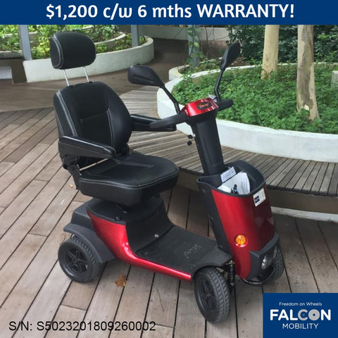 Refurbished Solax Buggy Mobility Scooter