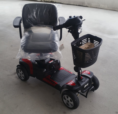 Refurbished Phoenix HD 4-Wheel Mobility Scooter for Sale (Display Set)