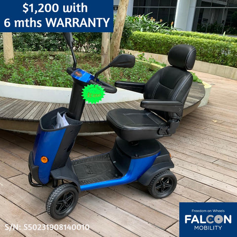 Refurbished Solax Buggy Heavy Mobility Scooter