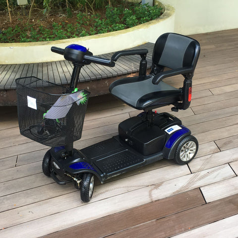 Refurbished Spitfire 4-Wheel Mobility Scooter - $900